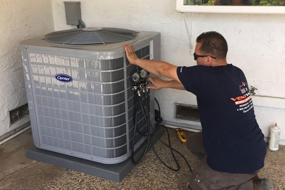 AC Installation San Jose