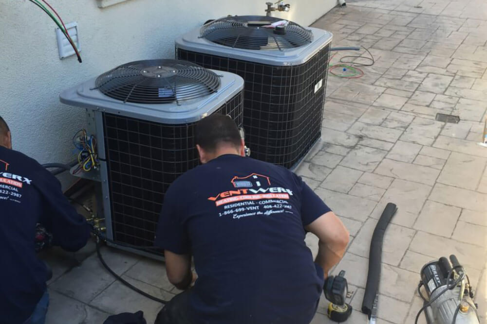 Air Conditioner Screen -San Jose, CA - Venterwerx-HVAC