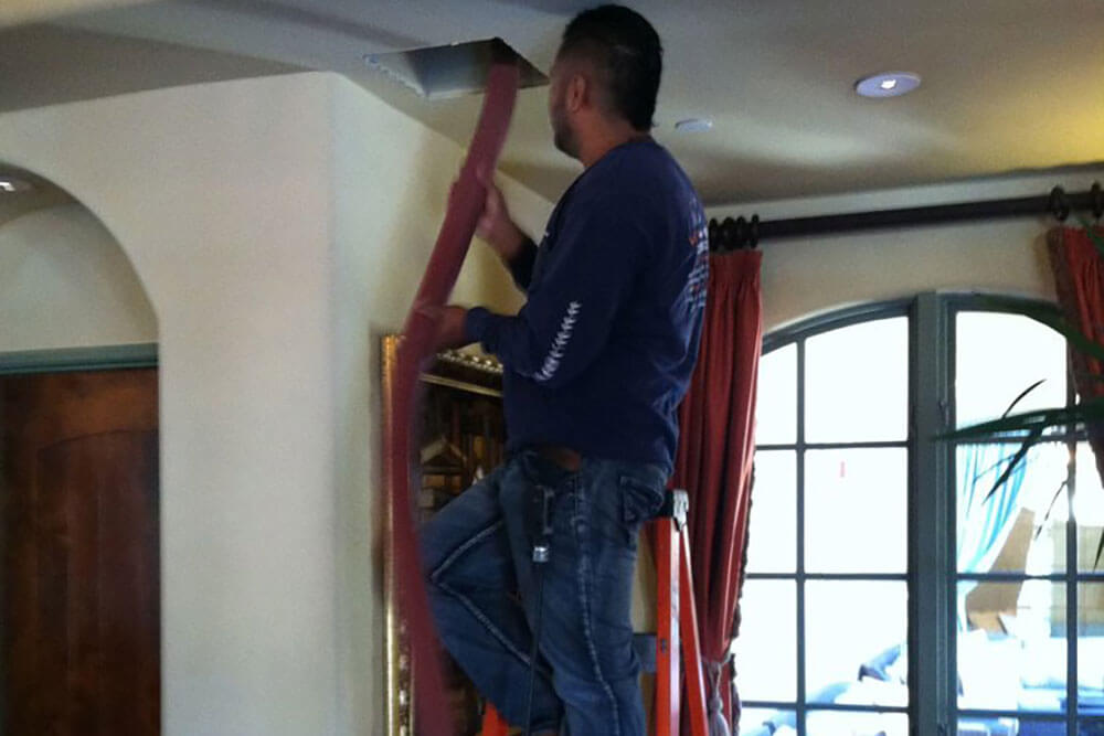 Air Duct Cleaning San Jose