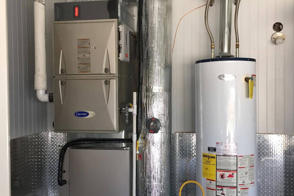 Heating Installation San Jose