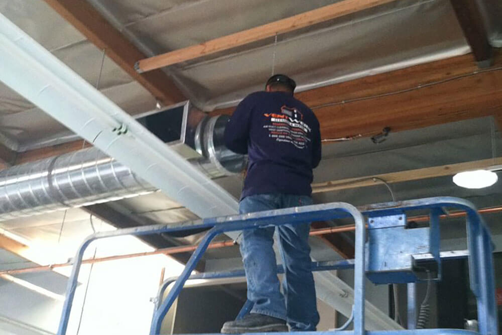 Air Duct Repair Servicing San Jose