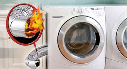 how to clean dryer vents &