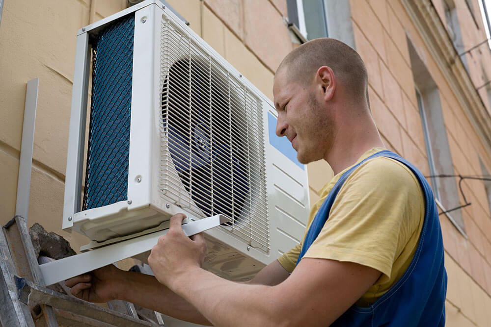Prepping a Home for Air Conditioner Installation