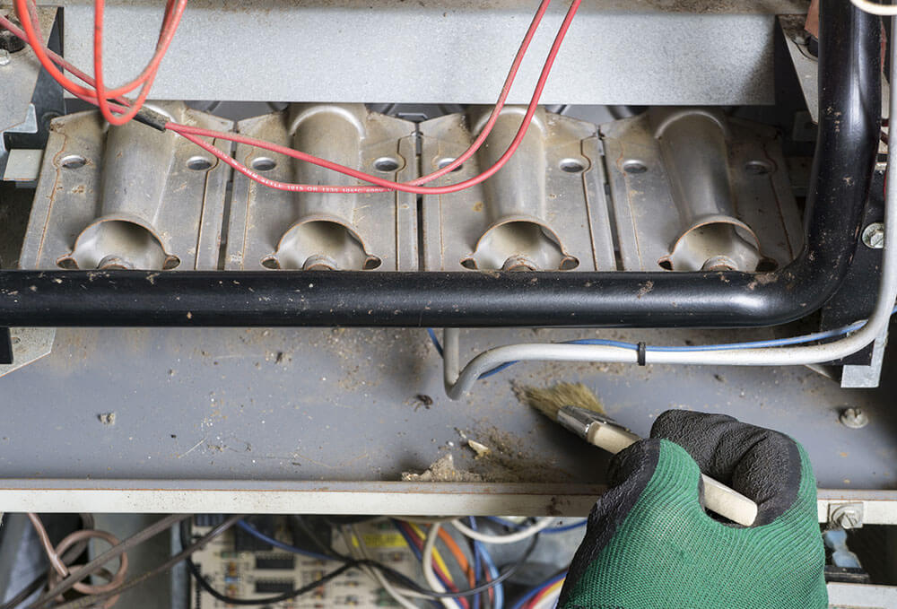 Furnace Repair done by the professionals.