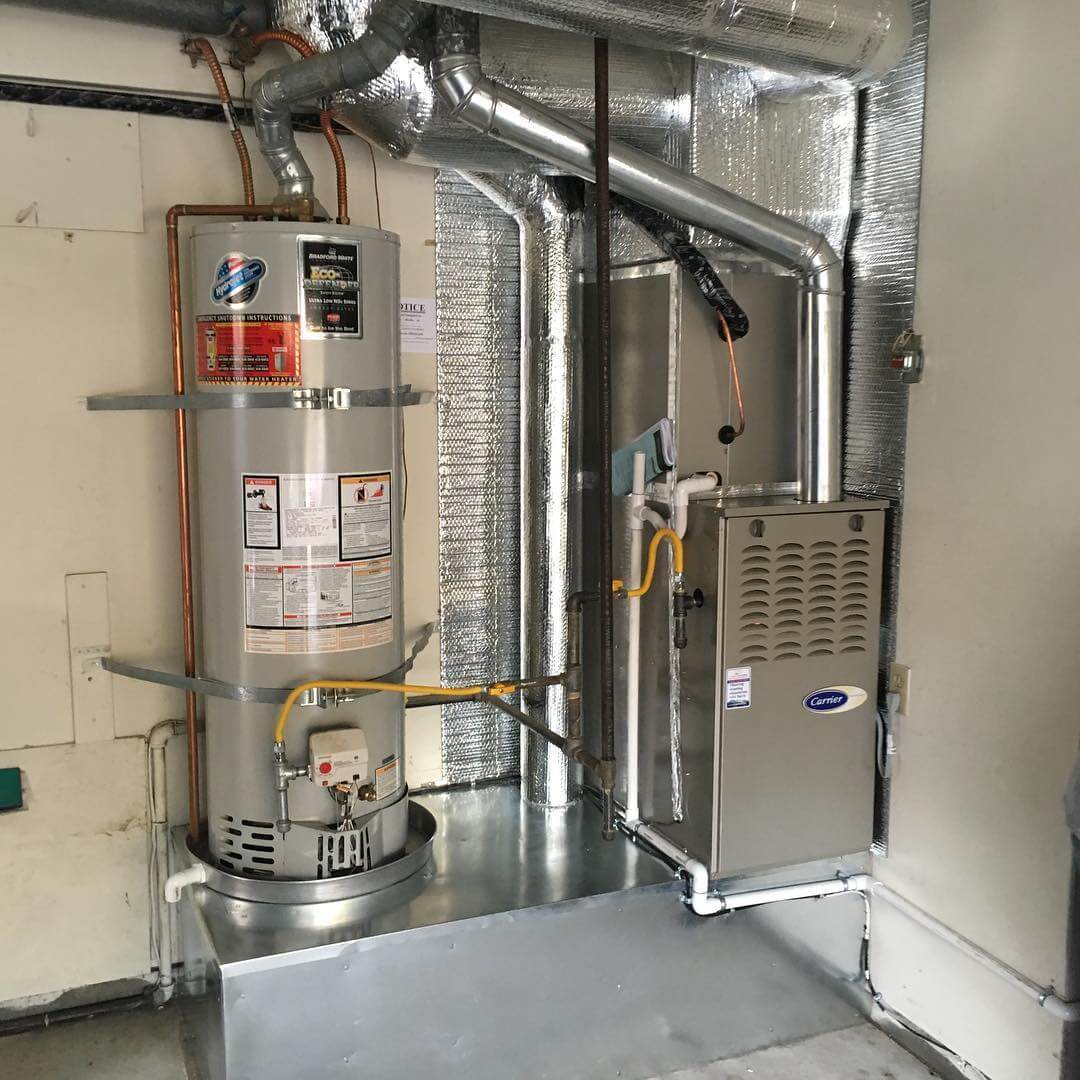 #634A3A Furnace Replacement Heating System Replacement By  Brand New 10841 Air Conditioning Options For Homes Without Ductwork images with 1080x1080 px on helpvideos.info - Air Conditioners, Air Coolers and more