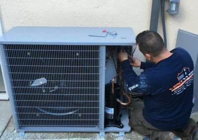 Ventwerx HVAC technician