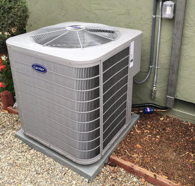 Cooling And Heating Unit Covers : Ac unit cover air conditioner screen san jose ca