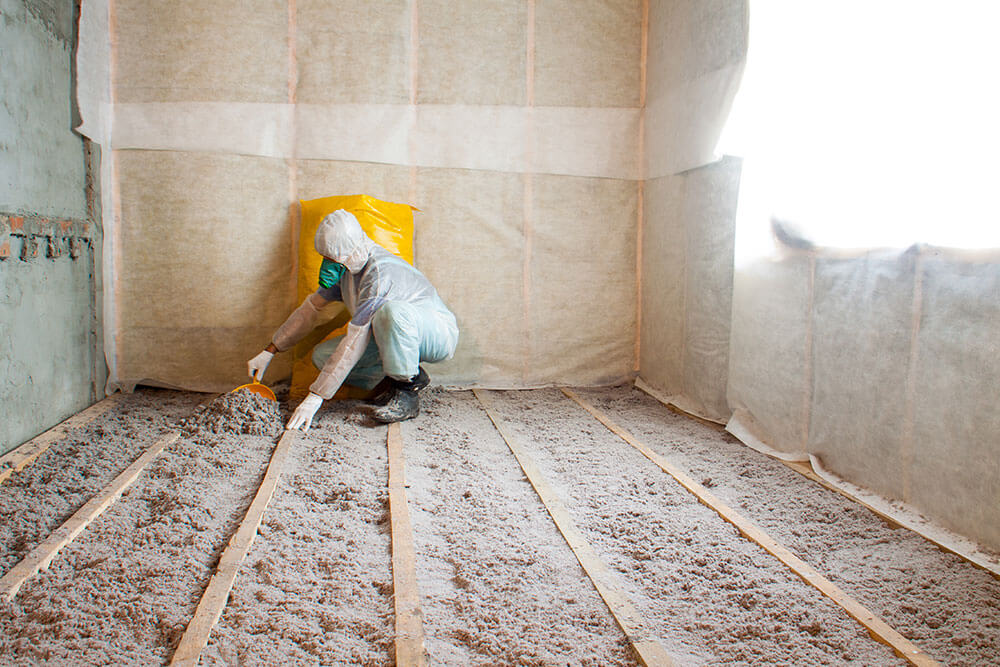 Insulation Replacement, Insulation Inspection | San Jose, CA | Ventwerx HVAC