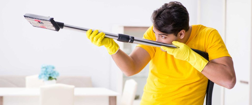 Air duct cleaning removes hidden smells and odors