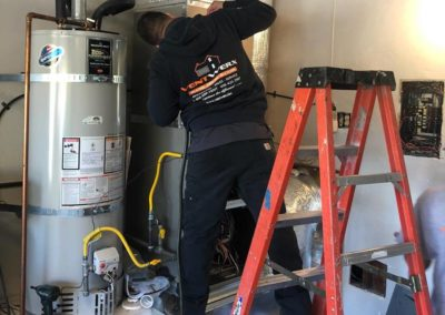 Furnace maintenance in San Jose