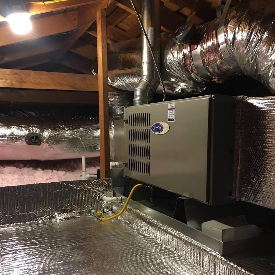 Flexible Ductwork Vs  Rigid Ductwork - Ventwerx HVAC Heating & Air