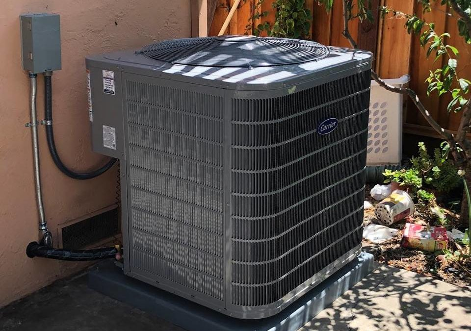 Replacing Heating and Air Conditioning