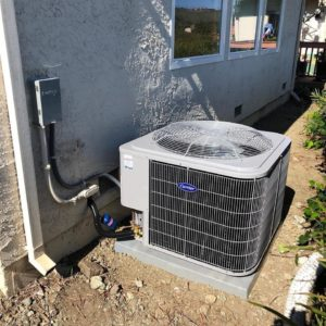 home ac replacement